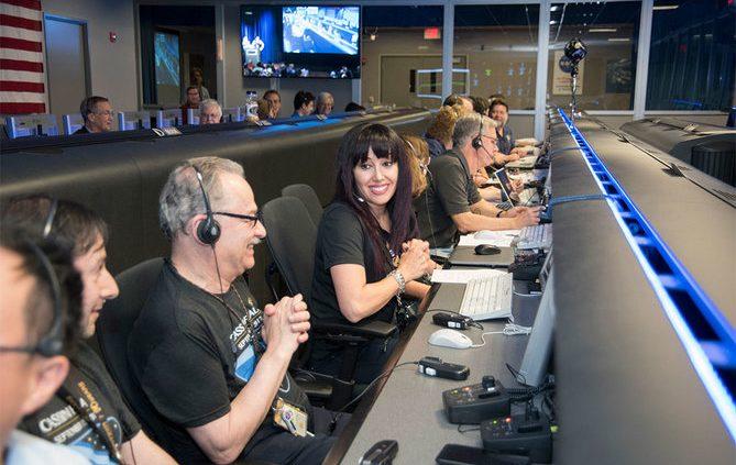 Cassini Mission Control 1